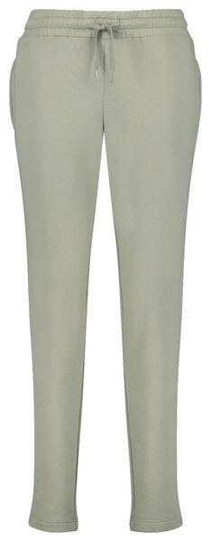 women's jogging pants light green light green - 1000022532 - hema