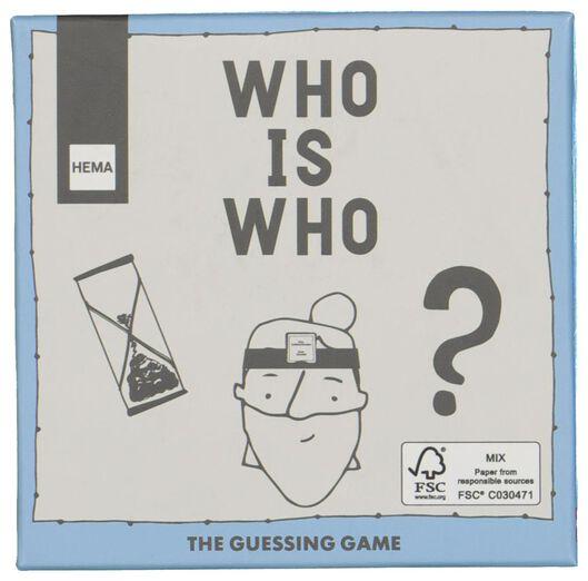 Who is who? - 60200442 - hema