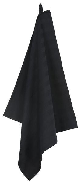 torchons theedoek noir - 5440225 - HEMA