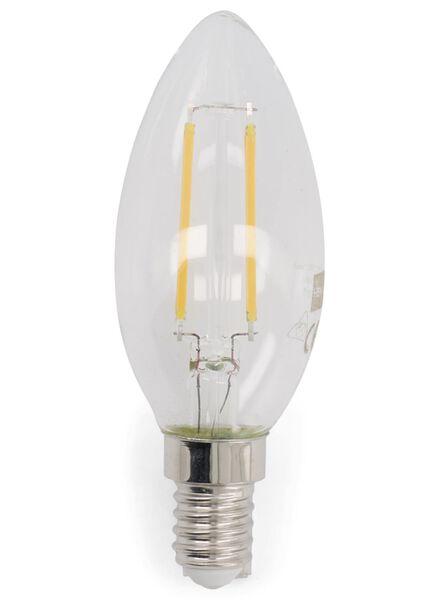 LED light bulb 25W - 250 lm - candle - bright - 20020017 - hema