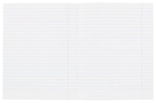 5er-Pack Hefte, 21 x 16.5 cm, liniert - 14502193 - HEMA