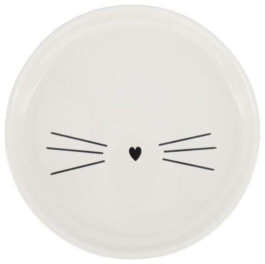 Image of HEMA Food Dish Cat - Ceramic