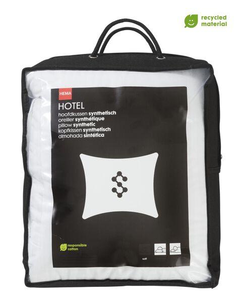 oreiller - rPET luxe 60x70 - doux - 5500093 - HEMA