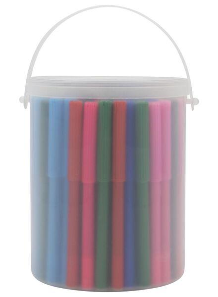 100 viltstiften - 15905024 - HEMA