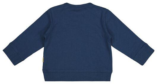 newborn sweater blue blue - 1000017654 - hema
