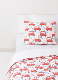soft cotton toddler duvet cover 120 x 150 cm - 5750099 - hema