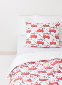 soft cotton toddler duvet cover 120 x 150 cm - 5750099 - hema
