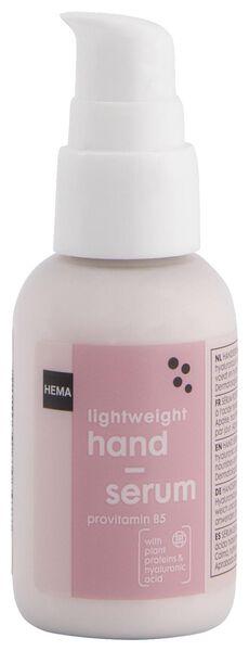 sérum pour les mains - 50 ml - 11315205 - HEMA
