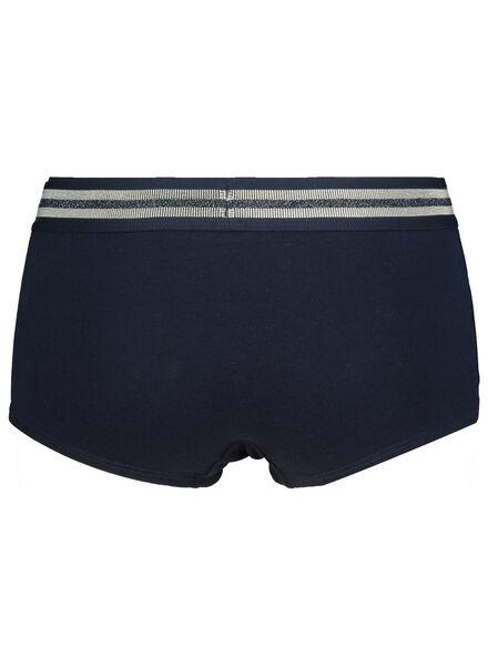 B.A.E. women's hipster panties blue blue - 1000014588 - hema