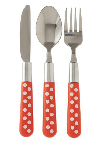 children's cutlery set - 9905003 - hema