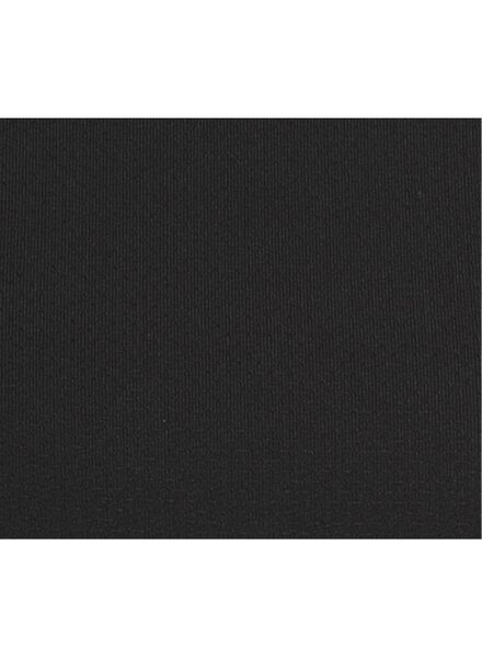 women's sports t-shirt black black - 1000007250 - hema