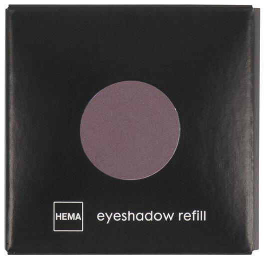 ombre à paupières mono shimmer 15 powerful purple - 11210315 - HEMA