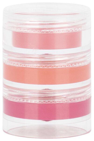 lip cream stacker pink - 11230011 - hema