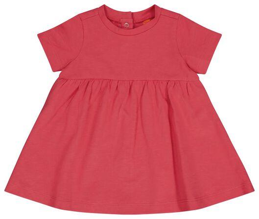 Baby-Kleid rosa rosa - 1000023554 - HEMA