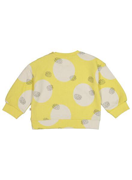 baby sweater yellow yellow - 1000017449 - hema