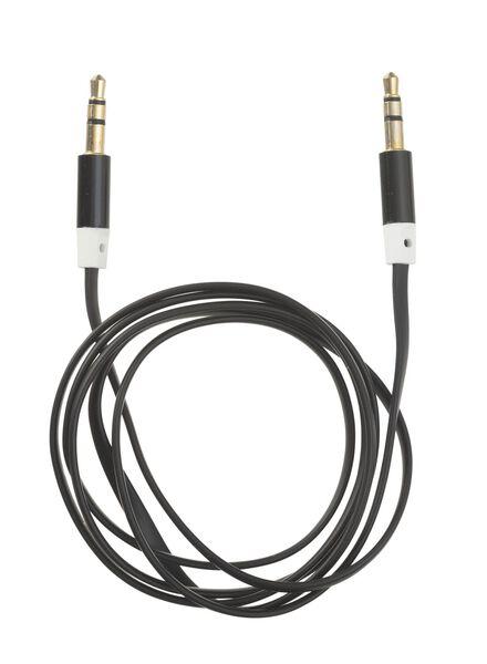 câble audio jack 3,5mm - 39630101 - HEMA