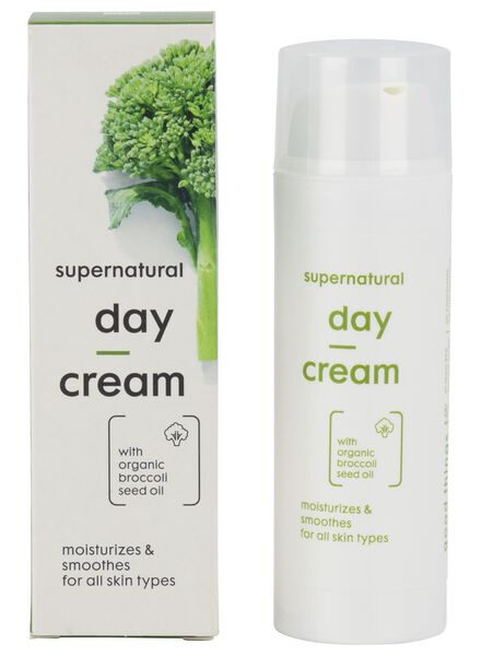 super natural day cream - 17870060 - hema