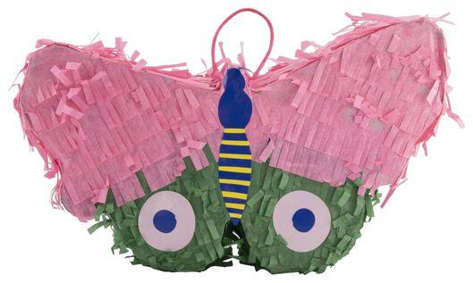 Piñata Schmetterling, 19 x 30 x 8 cm - 14200432 - HEMA