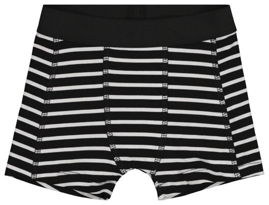 children's boxers mini-me black/white black/white - 1000019468 - hema