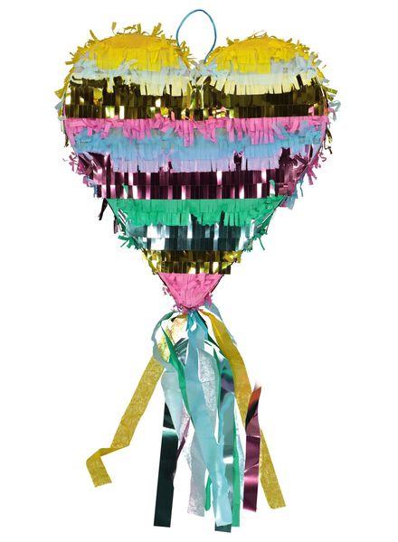Piñata Herz – 29 x 8 x 30 cm - 14200173 - HEMA