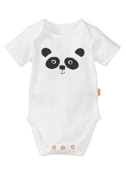 newborn bodysuits off-white off-white - 1000005722 - hema
