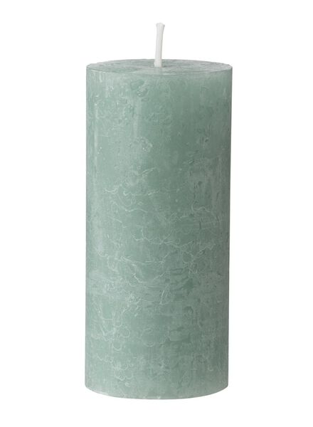 rustikale Kerze, 5 x 11 cm - 13501944 - HEMA