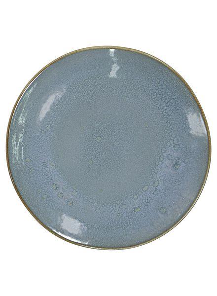 breakfast plate - 20 cm - Porto - reactive glaze - blue - 9602022 - hema