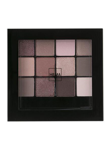 palette ombres à paupières nude - 11218506 - HEMA