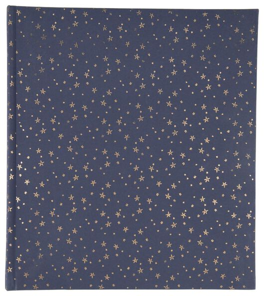 Fotoalbum, 32.5 x 29 cm, Sterne - 14634334 - HEMA