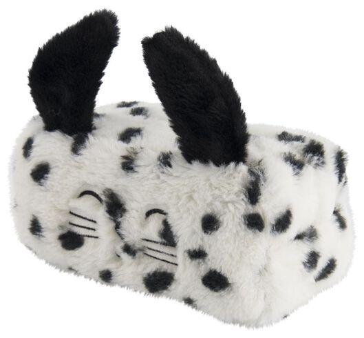 HEMA Etui XL Fluffy Dalmatiër