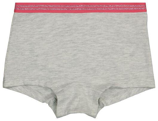 3er-Pack Kinder-Boxershorts, Regenbogen hellrosa hellrosa - 1000022786 - HEMA