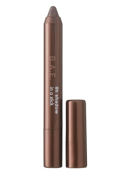 B.A.E. crayon ombre à paupières 8h 07 brownborder - 17700007 - HEMA