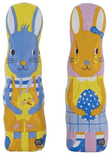milk chocolate bunnies - 10060043 - hema