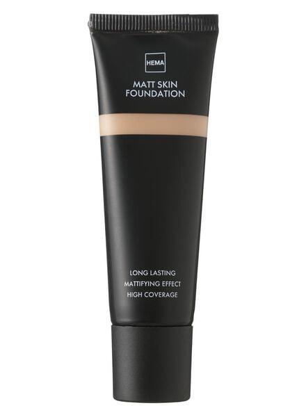 HEMA Matt Skin Foundation Rose 03 (bruin)