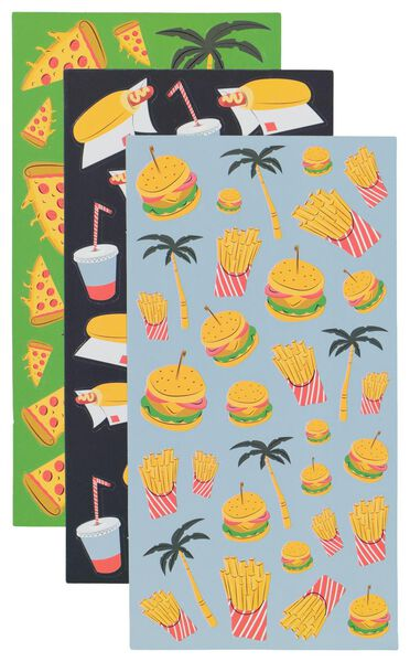 3 sticker sheets - 14502282 - hema