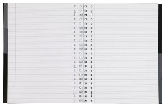 4-in-1 lecture notebook A4 ruled - 14122230 - hema