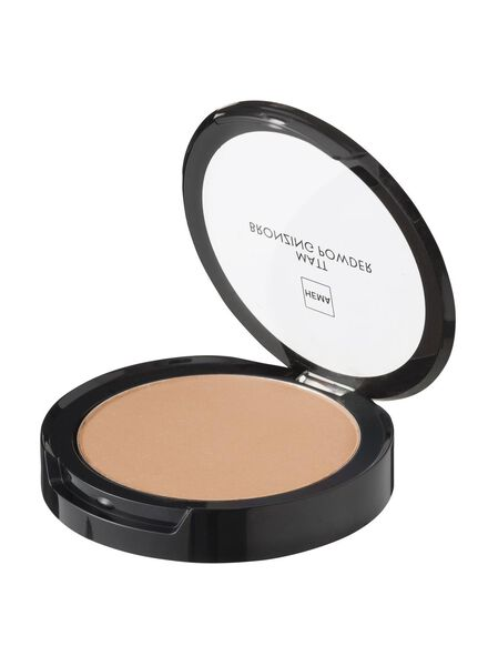 matt bronzing powder light - 11294001 - hema