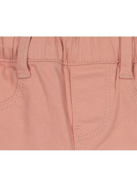 baby treggings with piping old pink old pink - 1000017496 - hema