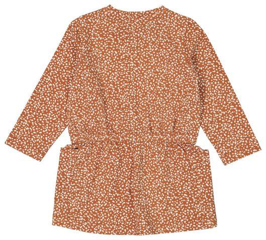 Baby-Kleid braun braun - 1000020401 - HEMA