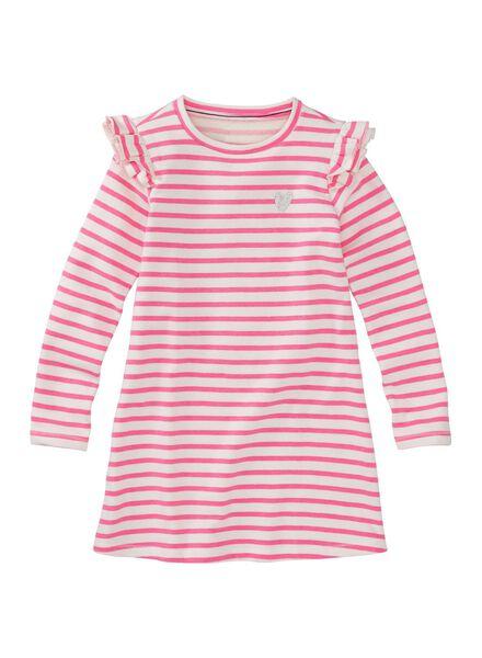 children's dress pink pink - 1000005892 - hema