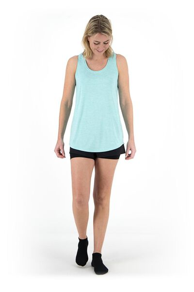 women's sports singlet - recycled mint green mint green - 1000019051 - hema