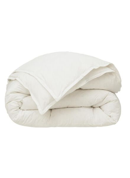 Image of HEMA 4 Seasons Duvet - Half Down White (white)