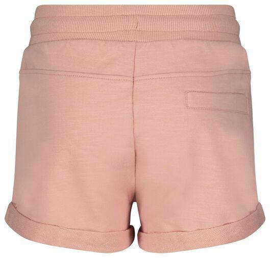Kinder-Sweatshorts rosa rosa - 1000023147 - HEMA
