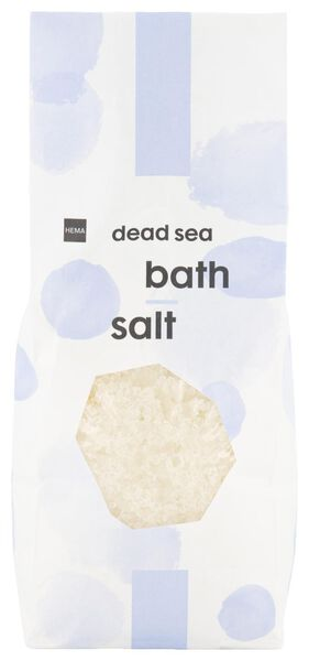 bath salt dead sea - 500 g - 11312805 - hema