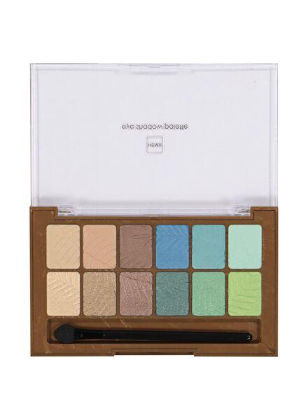 eye shadow palette summer - 11210035 - hema