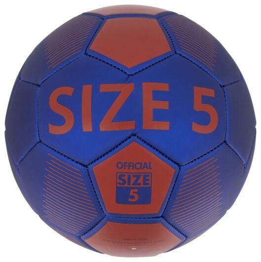 Fußball, Größe 5 - 15810007 - HEMA