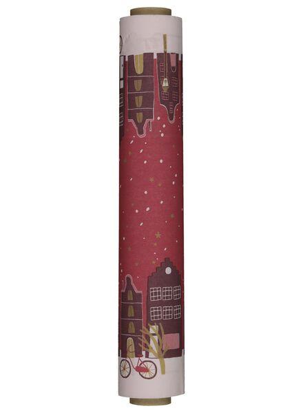 paper table runner Christmas - 25600007 - hema