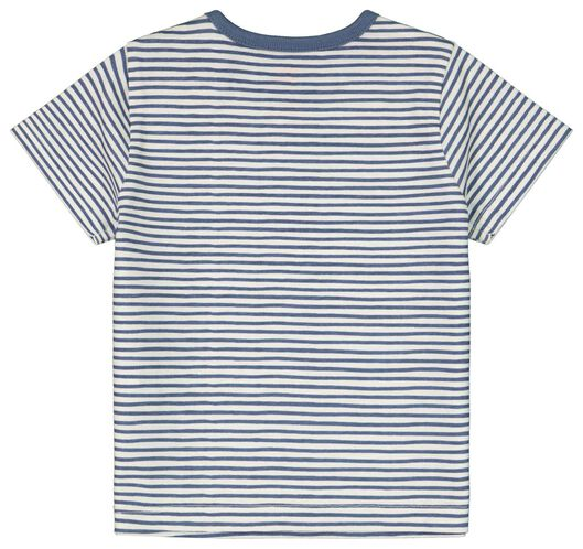 Baby-T-Shirt, Streifen eierschalenfarben 74 - 33113643 - HEMA