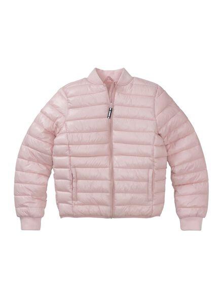 children's jacket light pink light pink - 1000006341 - hema