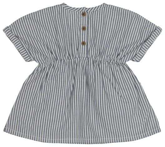 baby dress denim denim - 1000018811 - hema